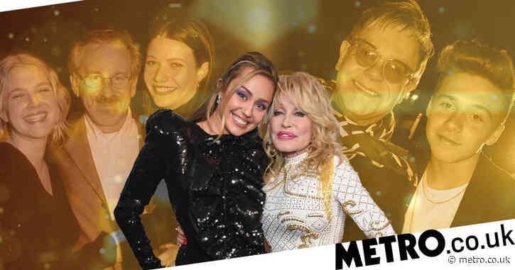 All the celebrities that have famous godparents you might not know about