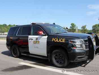 OPP in Loyalist, on Wolfe Island investigating two serious collisions - The Kingston Whig-Standard