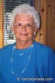 Irene Martin nee Corbeil 1931 2021 - NecrologieCanada
