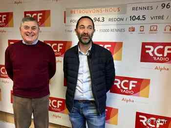 Stéphane Heslot est le Directeur de l' Agence SHIVA qu'il vient d'ouvrir à BRUZ, ville située à une dizaine... - RCF