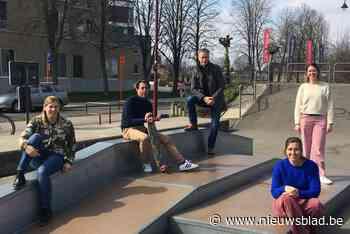 Nieuw skatepark Boechout komt aan de Bunderkes