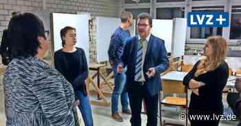 Überlebenschance: Oschatzer Berufsschulzentrum soll mit Torgau fusionieren - Leipziger Volkszeitung