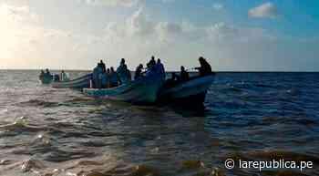 Buscan a cinco pescadores que desaparecieron en mar de Huarmey - LaRepública.pe
