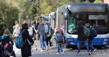 Umstieg auf den ÖPNV: Aldenhoven regelt Schülertransport neu - Aachener Nachrichten