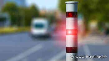 Straßenverkehr in Spree-Neiße: Guben rüstet mit Blitzer gegen Verkehrssünder auf - Lausitzer Rundschau