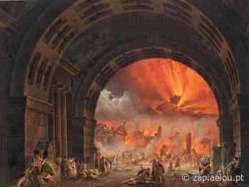 O Vesúvio matou os habitantes de Pompeia em apenas 17 minutos - ZAP