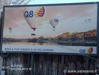 Il lungofiume di Sesto Calende protagonista della campagna pubblicitaria della Q8 - VareseNoi.it
