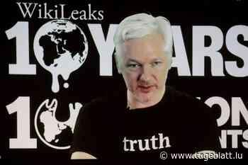 """Wikileaks-Gründer / John Shipton über seinen Sohn Julian Assange: """"Sie wollen ihn umbringen und nicht einsperren""""   Tageblatt.lu - Tageblatt online"""