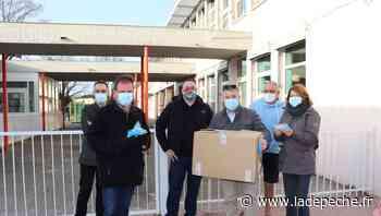 Portet-sur-Garonne. Rentrée et distribution de masques - ladepeche.fr