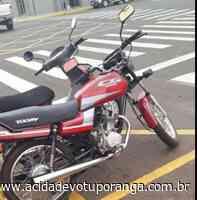 Moto é furtada em Valentim Gentil e amigos da vítima fazem apelo para encontrá-la - Jornal A Cidade - Votuporanga