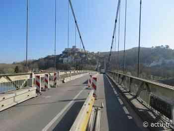 Les Andelys. Travaux du pont : un couac au démarrage - actu.fr