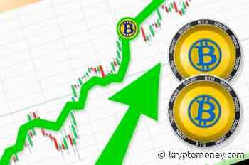 BTG Price Analysis: Unexpected Breakout to $44.65 on BTG/USD, Bitcoin Gold Decouples Briefly From BTC Price - Latest Crypto News - KryptoMoney