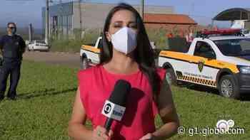 Barreiras sanitárias começam a funcionar nesta quinta-feira em Boituva - G1
