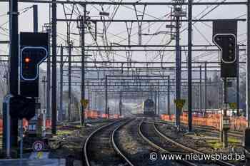 Dodelijk ongeval met trein aan station Kortenberg: geen treinverkeer tussen Leuven en Brussel