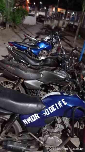 Polícia recupera veículos roubados em Santo Antonio de Jesus e região - Criativa On Line