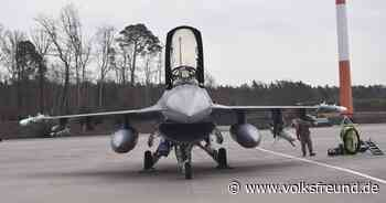 Jets aus Spangdahlem üben auf der Air Base Ramstein - Trierischer Volksfreund