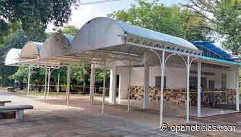 Comerciantes de comida reiniciarán sus actividades en el Parque Caracolí - Opanoticias