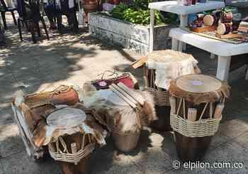 En Tamalameque realizaron feria de emprendimiento - ElPilón.com.co