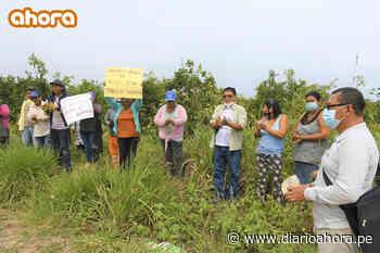 Reformularán proyecto de agua en Tingo de Saposoa - DIARIO AHORA