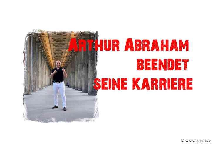 Arthur Abraham beendet seine Karriere - Boxen.de