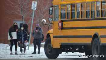 School buses cancelled between Hearst and Smooth Rock Falls - CBC.ca