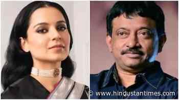 After Thalaivi, Ram Gopal Varma changes mind about Kangana Ranaut's 'Meryl Streep' remark: 'No one has your versatility' - Hindustan Times