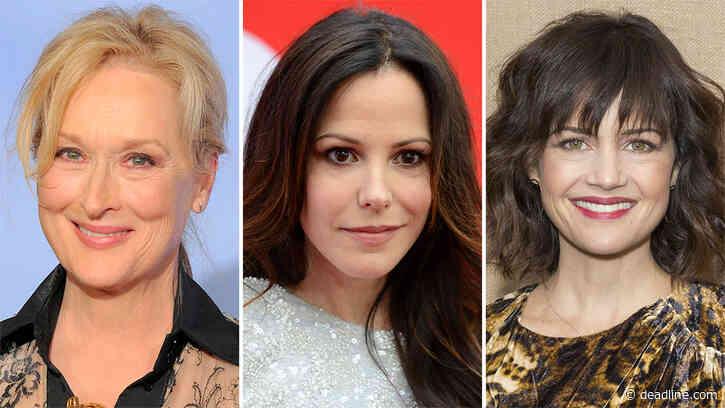 Meryl Streep, Mary-Louise Parker & Carla Gugino Join 'Spotlight On Plays' Virtual Benefit Series - Deadline