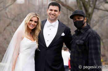 Denzel Washington crashes wedding photoshoot in New York City - Page Six
