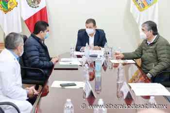 Atienden brote de covid-19 en casa del anciano de Nueva Rosita - El Heraldo de Saltillo