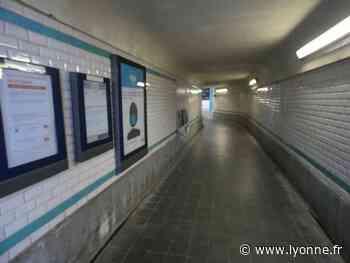 Le tunnel de la gare de Laroche-Migennes prêt pour de grands travaux dès avril - L'Yonne Républicaine