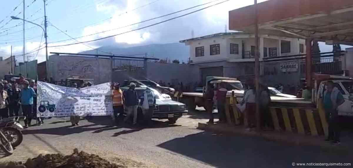 Productores de Sanare se alzan ante el «Bachaqueo» de combustible en el municipio - Noticias Barquisimeto