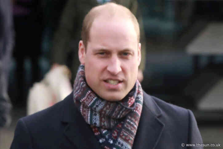 Prince William beats Mike Tyson and Jason Statham to be named world's sexiest bald man