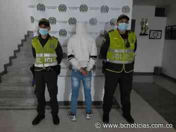 En Villamaría capturaron a un hombre de 19 años con estupefacientes - BC NOTICIAS - BC Noticias