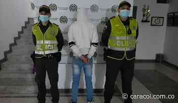 Capturan en Villamaría a un hombre de 19 años por tráfico de estupefaciente - Caracol Radio