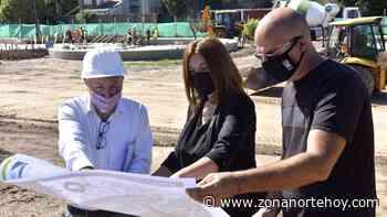 """Plaza """"La Amistad"""": recuperación del espacio público en Tortuguitas - zonanortehoy.com"""