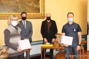 Joinville : deux médaillés à l'honneur en mairie - le Journal de la Haute-Marne