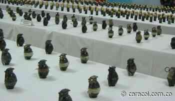 Con granada delincuentes presionan comerciantes en San José del Guaviare - Caracol Radio