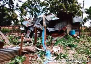 Construirán viviendas a familias afectadas por el mal tiempo en Ocú - Panamá América