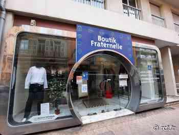 Le Secours Catholique s'installe dans une nouvelle boutique à Menton. Elle est située au 14 rue de la Répub... - RCF