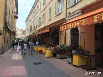Près de Nice. La ville de Menton facilite la vente à emporter pour les commerçants - actu.fr