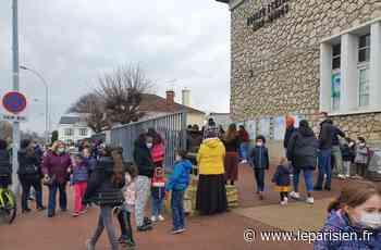 Verneuil-sur-Seine : la cantine ferme, les parents pris en otages - Le Parisien