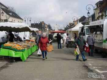 Le marché d'Aumale retrouve des couleurs - Le Réveil de Neufchâtel