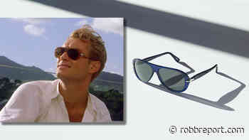 Persol Just Revived the Stylish Sunglasses That Jude Law Wore in 'The Talented Mr. Ripley' - Robb Report
