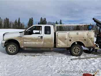 Bonnyville RCMP shut down vehicle chop shop, seize $250,000 in stolen goods - Edmonton Journal