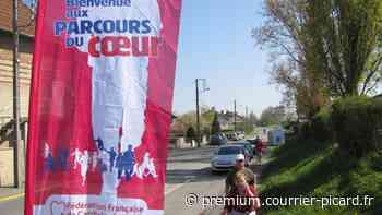Un parcours du cœur qui sait rester collectif à Montdidier - Courrier picard