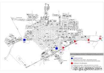 Veja como ficam os acessos à Adamantina com a instalação de barreiras sanitárias a partir desta sexta-feira - G1