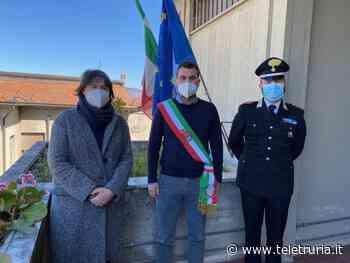 "Saccardi in visita a Bibbiena: ""Aree interne in primo piano"" - Teletruria.it"