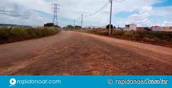 Limeirenses reclamam de poeira em estrada de terra no Jardim Campo Belo em Limeira - Rápido no Ar