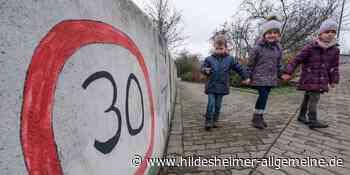 Tempo 30 in Algermissen: Beharrlichkeit hat sich gelohnt - www.hildesheimer-allgemeine.de
