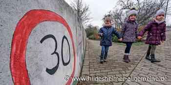 Rat einig: Tempo 30 (fast) in ganz Algermissen soll kommen - www.hildesheimer-allgemeine.de